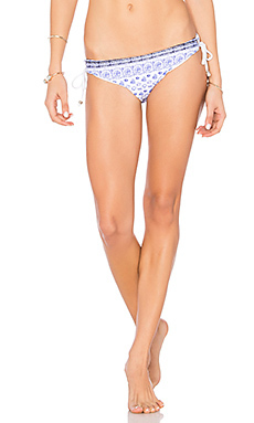 Lace back bikini bottom - Shoshanna