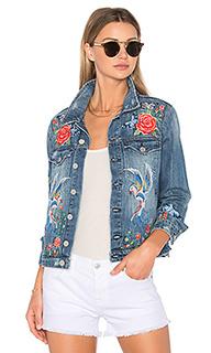 Джинсовая куртка с вышивкой - BLANKNYC [Blanknyc]