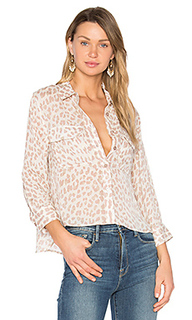 Cropped giraffe signature button up - Equipment