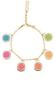 Logo disc statement bracelet - Marc Jacobs