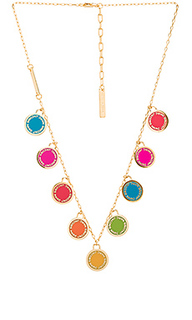 Logo disc statement necklace - Marc Jacobs