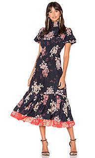 Платье миди phlox - Rebecca Taylor