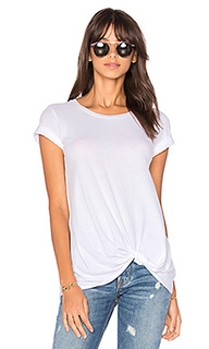 Light weight jersey twist tee - Bobi