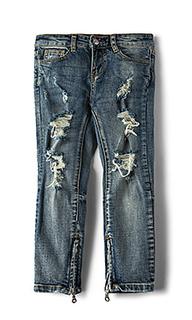 Рваные джинсы ryder - Haus of JR