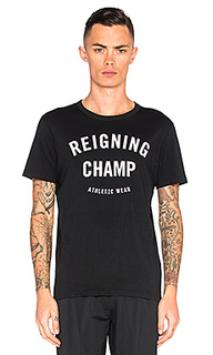 Gym logo tee - Reigning Champ