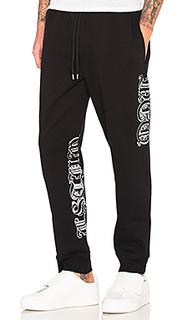 Спортивные брюки в рубчик - McQ Alexander McQueen