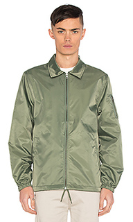 Атласная куртка coaches - Stussy