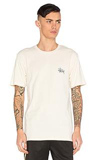 Простая футболка stussy - Stussy