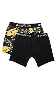 2 pack boxer shorts - Undefeated