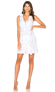 Ruffle front dress - MILLY