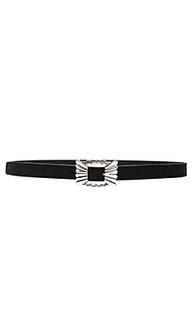 Catalina mini nubuck belt - B-Low the Belt