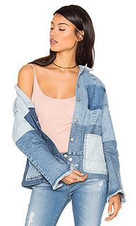 Patch denim jacket - PRPS Goods & Co