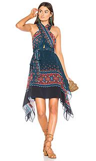 Платье libali black - FARM