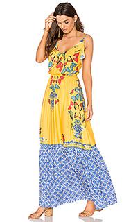 Длинное платье formenteria - FARM