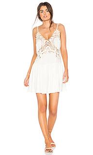 Короткое платье biarritz - Cleobella