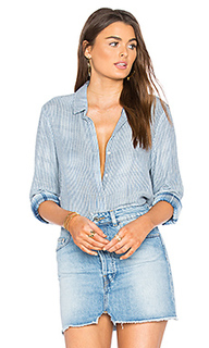 High low button down - Bella Dahl