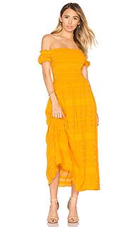 Платье zanna - Tanya Taylor