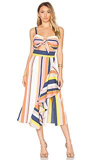 Платье claire - Tanya Taylor