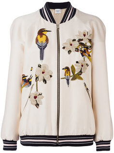 embroidered bomber jacket Vilshenko