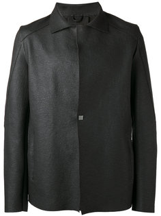 куртка с квадратной пуговицей 10Sei0otto
