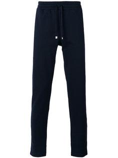 спортивные брюки на шнурке Dolce & Gabbana