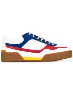 кроссовки дизайна колор-блок Stella McCartney