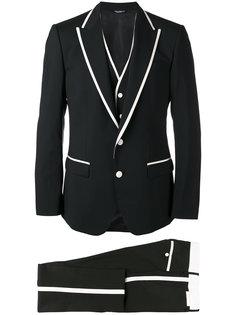 строгий костюм Dolce & Gabbana