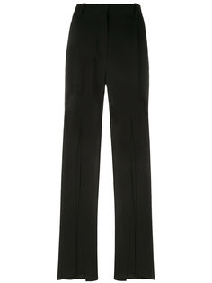 брюки с разрезами Balmain