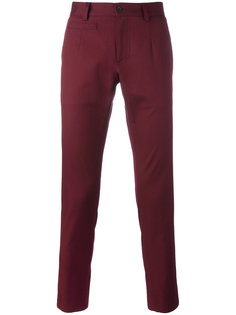 брюки чинос Dolce & Gabbana