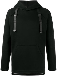 hooded sweatshirt with straps Y-3