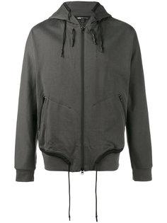 zipped hoodie Y-3