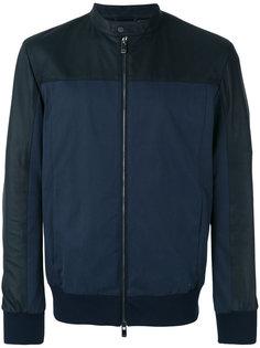 куртка-бомбер на молнии Drome