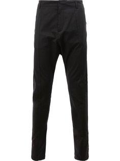брюки с заниженной шаговой линией Balmain
