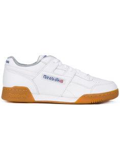 кеды на шнуровке Reebok