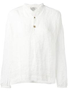 блузка с необработанными краями Forte Forte