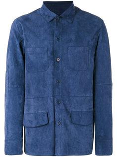 джинсовая куртка рубашечного кроя Desa 1972