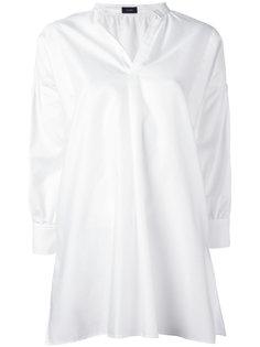 расклешенная рубашка Joseph