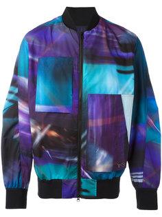 куртка-бомбер AOP Y-3