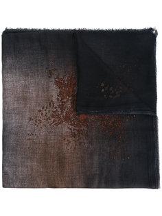шарф с градиентным эффектом Avant Toi