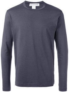 футболка Anthracite  Comme Des Garçons Shirt