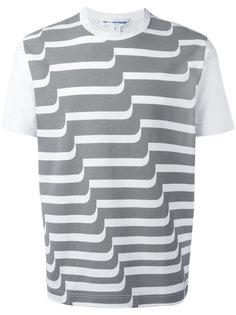 полосатая футболка Comme Des Garçons Shirt
