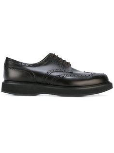 ботинки Дерби с перфорацией Churchs