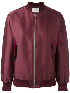 Theory bomber jacket  Just Female