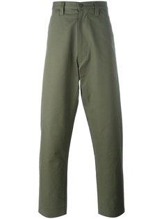 широкие брюки Chore  E. Tautz