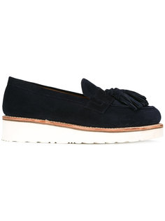 tassel platform loafers Grenson