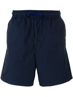drawstring running shorts Stone Island Shadow Project