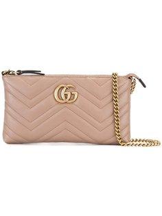 "сумка через плечо ""GG Marmont"" Gucci"