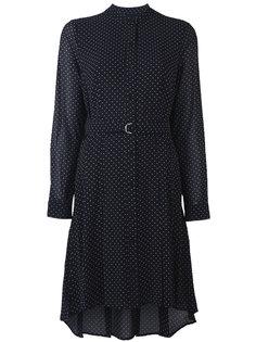платье шифт с мелким узором в горох Michael Michael Kors