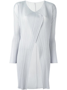 pleated jacket  Pleats Please By Issey Miyake