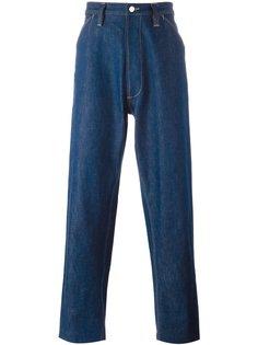 широкие джинсы Chore  E. Tautz